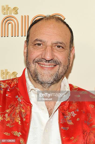 Producer Joel Silver attends The Nice Guys New York screening at Metrograph on May 12 2016 in New York City