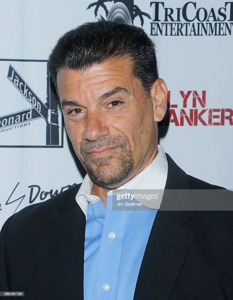 Producer John Bianco attends the 'The Brooklyn Banker' New York premiere at SVA Theatre on August 2, 2016 in New York City.