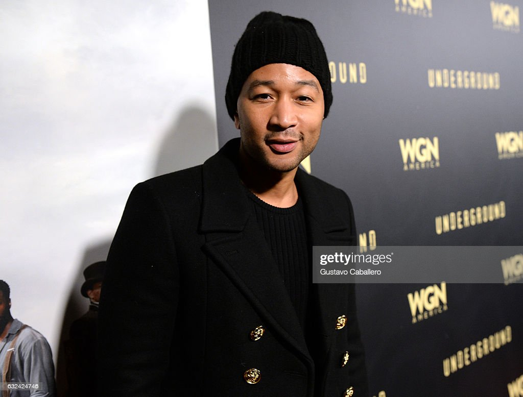"WGN America's ""Underground"" Season Two Party Hosted by John Legend at 2017 Sundance Film Festival"