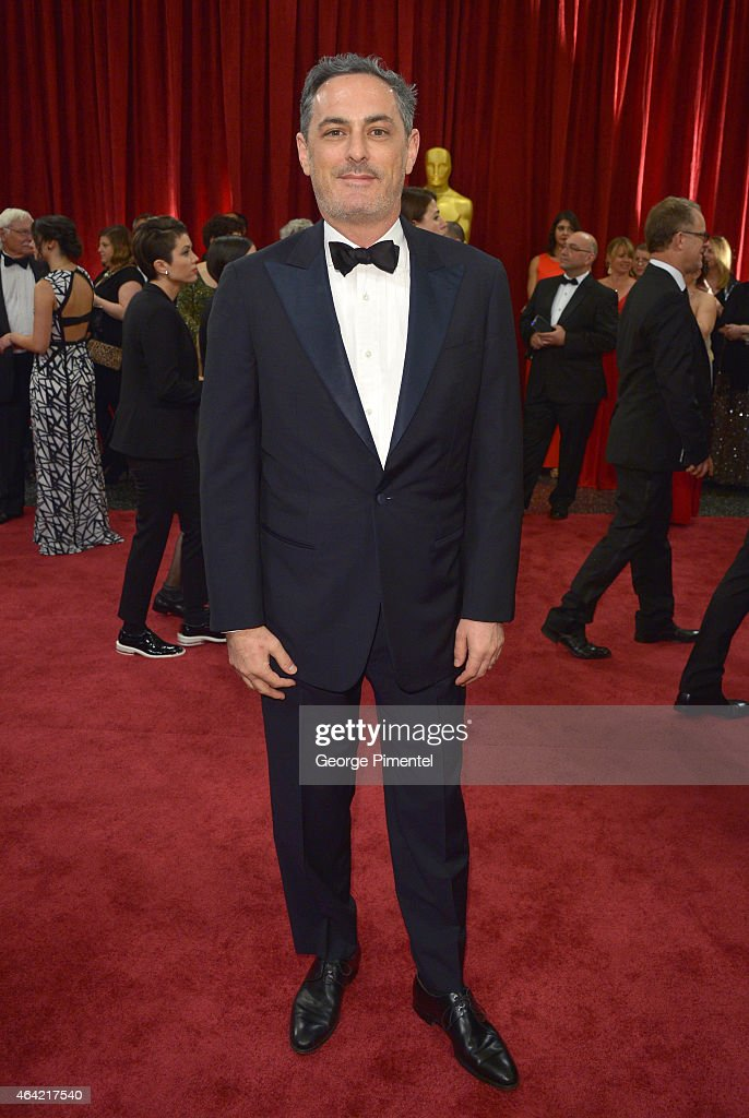 Producer John Lesher attends the 87th Annual Academy Awards at Hollywood & Highland Center on February 22, 2015 in Hollywood, California.