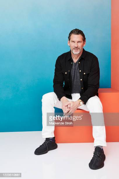 Producer John Norris is photographed for Entertainment Weekly Magazine on February 27, 2020 at Savannah College of Art and Design in Savannah,...