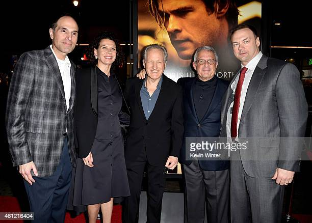 Producer Jon Jashni Donna Langley Chairman Universal Pictures director/producer Michael Mann Ron Meyer ViceChairman NBCUniversal and producer Thomas...