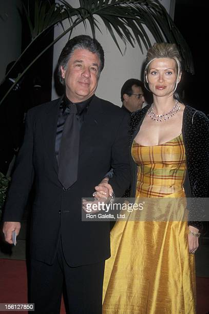 Producer Jon Peters and wife Mindy Williamson attend 29th Annual American Film Institute Lifetime Achievement Awards Honoring Barbra Streisand on...