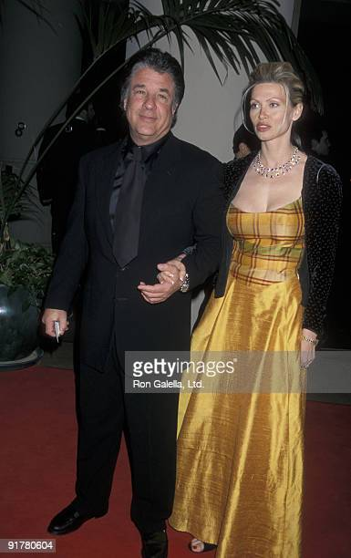 Producer Jon Peters and wife Mindy Williamson attend 29th Annual American Film Institute Lifetime Achievement Awards Honoring Barbara Streisand on...