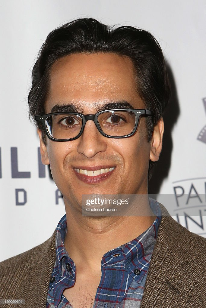 Producer Jonah Bekhor arrives at the Canadian film party at the 24th annual Palm Springs International Film Festival on January 6, 2013 in Palm Springs, California.