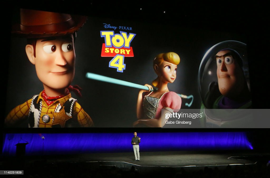 2019 CinemaCon - Walt Disney Studios Motion Pictures Special Presentation : News Photo