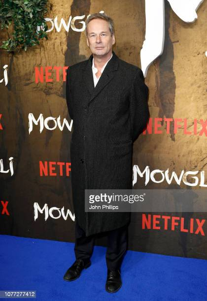 Producer Jonathan Cavendish attends the Mowgli Legend Of The Jungle Netflix special screening at the Curzon Mayfair on December 04 2018 in London...