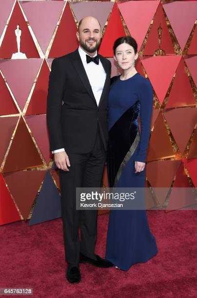 Producer Jordan Horowitz and guest attend the 89th Annual Academy Awards at Hollywood Highland Center on February 26 2017 in Hollywood California