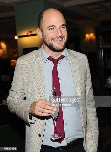 Producer Jordan Horowitz at the Grey Goose vodka dinner for You Are Here at Soho House Toronto on September 7 2013 in Toronto Canada