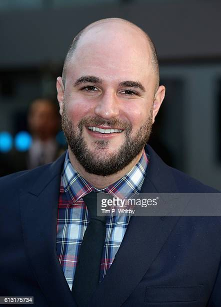 Producer Jordan Horowitz attends the 'La La Land' Patrons Gala screening during the 60th BFI London Film Festival at the Odeon Leicester Square on...