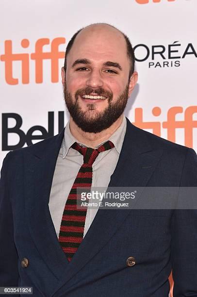 Producer Jordan Horowitz attends the La La Land premiere during the 2016 Toronto International Film Festival at Princess of Wales Theatre on...