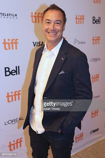 Producer Jordan Levy attends the 'Terry Kath Experience' premiere during the 2016 Toronto International Film Festival at Winter Garden Theatre on...