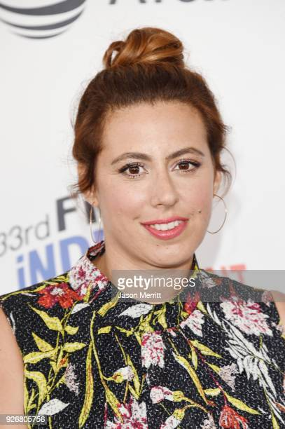 Producer Jordana Mollick attends the 2018 Film Independent Spirit Awards on March 3 2018 in Santa Monica California