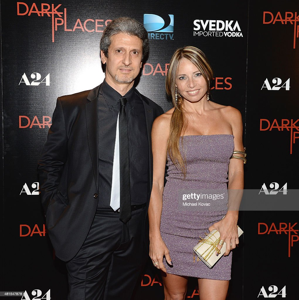 """Apothic Wines And SVEDKA Vodka Present The Los Angeles Premiere Of A24 And DIRECTV's """"DARK PLACES"""" : News Photo"""