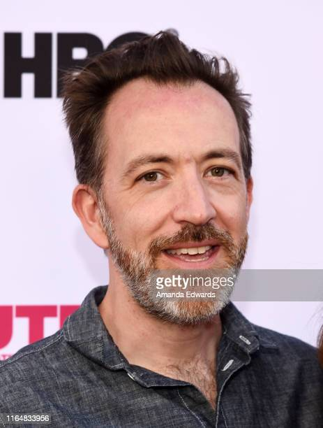 Producer Josh Hetzler arrives at the 2019 Outfest Los Angeles LGBTQ Film Festival Closing Night Gala Premiere of Before You Know It at The Theatre at...