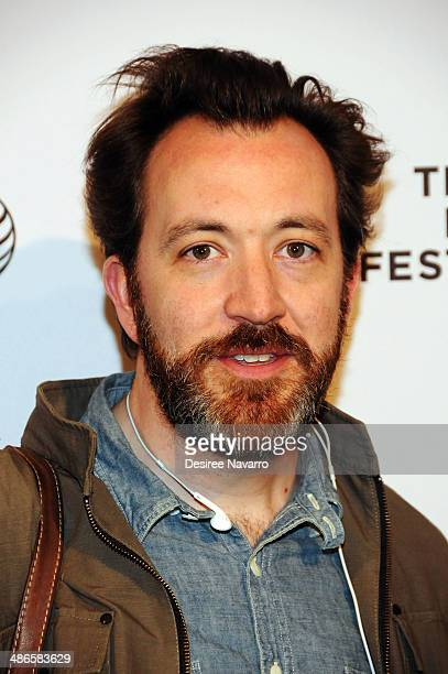 Producer Josh Hetzler attends the Shorts Program City Limits during the 2014 Tribeca Film Festival at AMC Loews Village 7 on April 24 2014 in New...