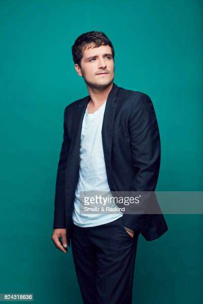 Producer Josh Hutcherson of Hulu's 'Future Man' poses for a portrait during the 2017 Summer Television Critics Association Press Tour at The Beverly...