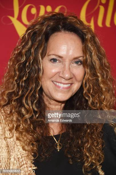 Producer Joyce Lapinsky arrives at the Magnolia Pictures' and CNN Films Los Angeles Premiere of Love Gilda at the Linwood Dunn Theater on September...