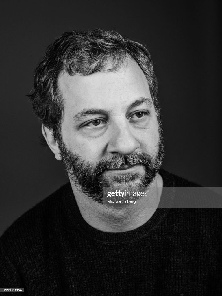 Producer Judd Apatow from the film 'The Big Sick' poses for a portrait at the Sundance Film Festival for Variety on January 21, 2017 in Salt Lake City, Utah.
