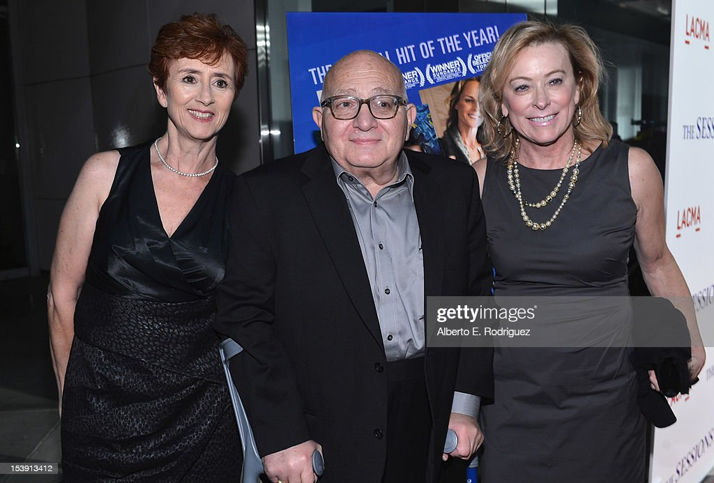"""Los Angeles Premiere Of Fox Searchlight Pictures' """"The Sessions"""" - Red Carpet"""