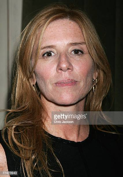 Producer Jules Daly attends the after party for The Assassination Of Jessie James at Lucianos on October 20 2007 in London England