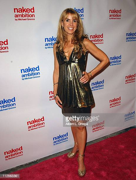 Producer Julia Verdin arrives at photographer Michael Greeco's book signing and gallery showing of 'Naked Ambition An RRated Look at an XRated...