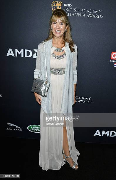 Producer Julia Verdin attends the 2016 AMD British Academy Britannia Awards presented by Jaguar Land Rover and American Airlines at The Beverly...