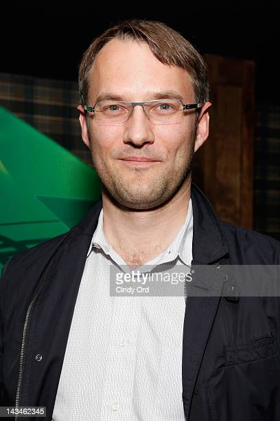 Producer Justin Szlasa attends Heineken Presents Side by Side Fan QA on April 26 2012 in New York City