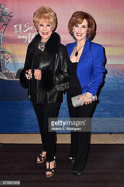 Producer Karen Kramer and actress Kat Kramer attends the Los Angeles special screening of Bleecker Street's I'll See You In My Dreams at The London...