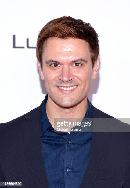 Producer Kash Hovey attends the Kash Hovey and Friends Film Block at Film Fest LA at Regal Cinemas LA LIVE Stadium 14 on November 09 2019 in Los...