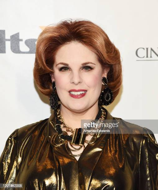 Producer Kat Kramer attends the 56th Annual Cinema Audio Society Awards at the InterContinental Los Angeles Downtown on January 25 2020 in Los...