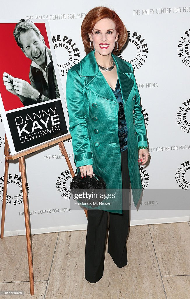 Producer Kat Kramer attends The Paley Center For Media's Holiday Salute To Danny Kaye at The Paley Center for Media on December 5, 2012 in Beverly Hills, California.