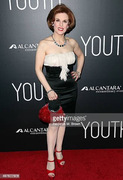 Producer Katherine Kat Kramer attends the Premiere of Fox Searchlight Pictures' Youth at the DGA Theater on November 17 2015 in Los Angeles California