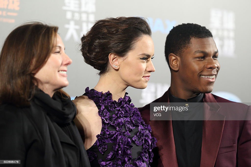 """Star Wars: The Force Awakens"" Shanghai Premiere : News Photo"