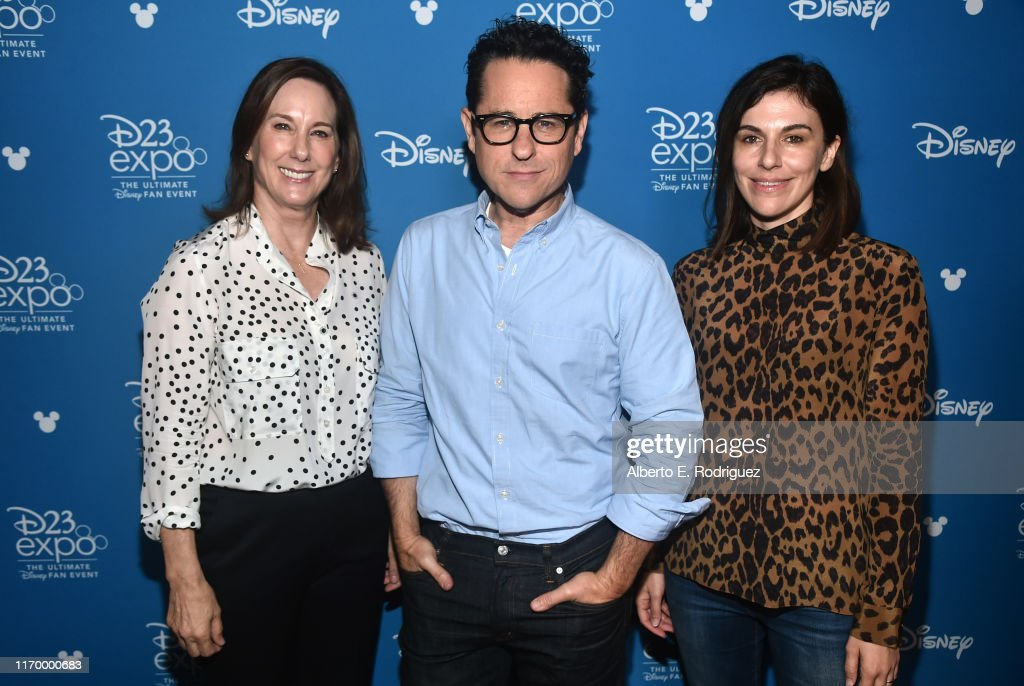 Disney Studios Showcase Presentation At D23 Expo, Saturday August 24 : News Photo