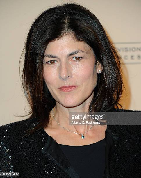 Producer Kayce Freed arrives to the Academy of Television Arts Sciences' Hall of Fame Committe's 20th Annual Induction Gala on January 20 2011 in...