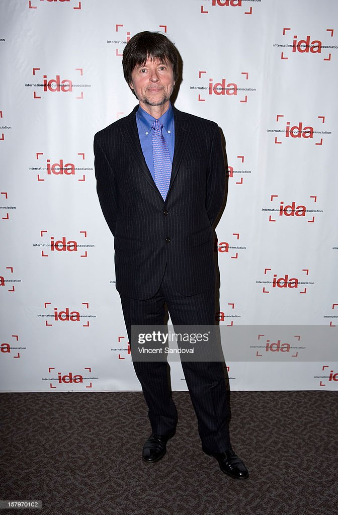 Producer Ken Burns attends the 2012 IDA Documentary Awards at Directors Guild Of America on December 7, 2012 in Los Angeles, California.