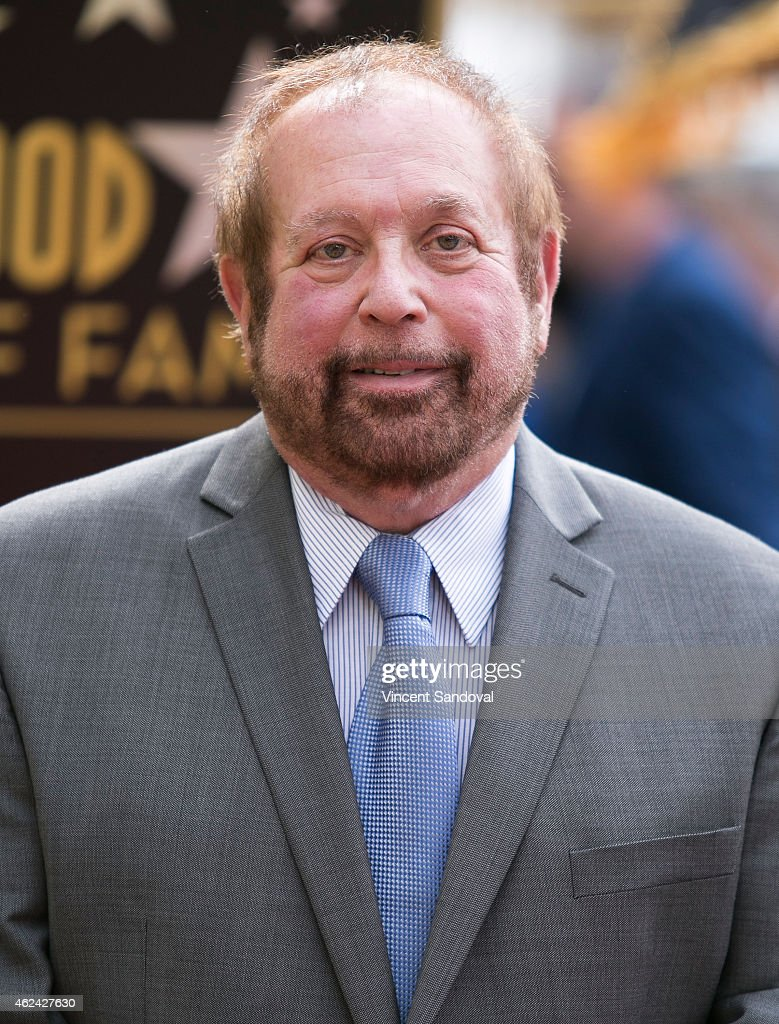 Ken Erhlich Honored On The Hollywood Walk Of Fame