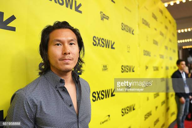 Producer Ken Kao attends the Song To Song premiere 2017 SXSW Conference and Festivals at Paramount Theatre on March 10 2017 in Austin Texas