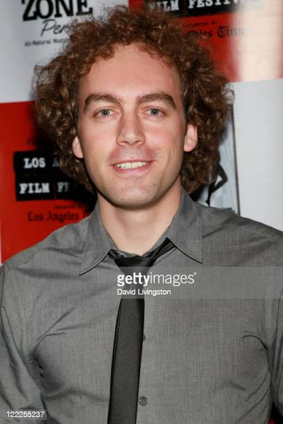 """Producer Ken Segna attends the """"Ain't In It For My Health"""" Q&A during the 2010 Los Angeles Film Festival at Regal Cinemas at LA Live Downtown on June..."""