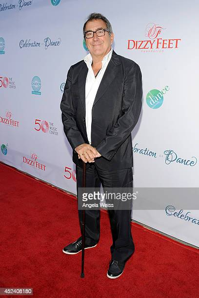 Producer Kenny Ortega attends Dizzy Feet Foundation's Celebration Of Dance Gala at The Music Center on July 19 2014 in Los Angeles California