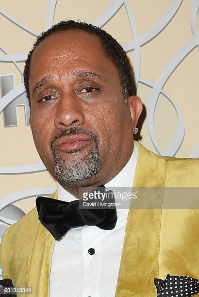 Producer Kenya Barris arrives at HBO's Official Golden Globe Awards after party at the Circa 55 Restaurant on January 8 2017 in Los Angeles California