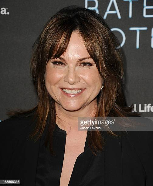 Producer Kerry Ehrin attends the premiere of Bates Motel at Soho House on March 12 2013 in West Hollywood California