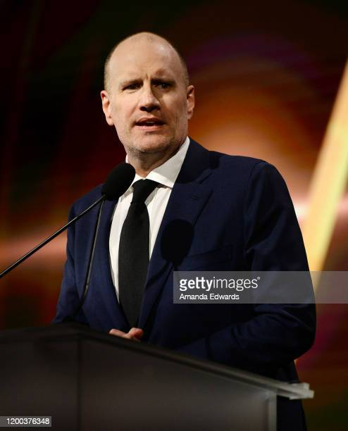 Producer Kevin Feige attends the 70th Annual ACE Eddie Awards at The Beverly Hilton Hotel on January 17, 2020 in Beverly Hills, California.