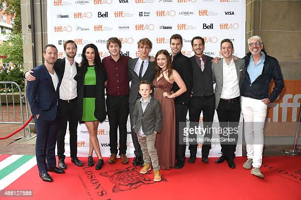 Producer Kevin Krikst director Stephen Dunn actress Joanne Kelly actor Connor Jessup actor Aliocha Schneider Jack Fulton actress Sofia Banzhaf guest...