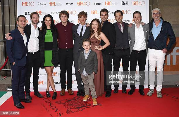 Producer Kevin Krikst writer/director Stephen Dunn actors Joanne Kelly Connor Jessup Aliocha Schneider Jack Fulton Sofia Banzhaf James Hawksley Aaron...