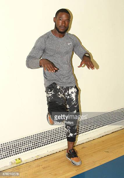 Producer Kevin McCall attends a Celebrity Basketball Game at Crenshaw High School on June 6 2015 in Los Angeles California