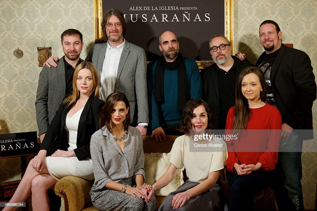 """Musaranas"" Photocall In Madrid"