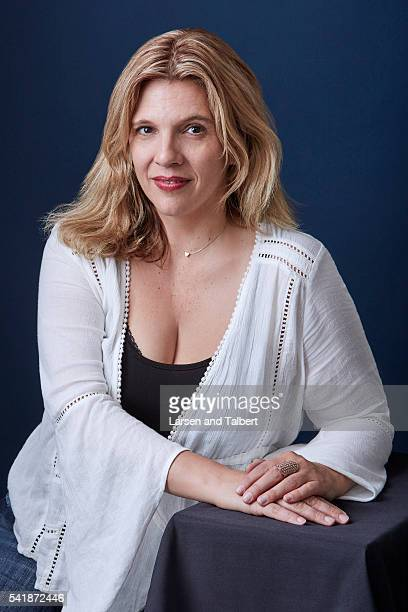 Producer Krista Vernoff is photographed for Entertainment Weekly Magazine at the ATX Television Fesitval on June 10 2016 in Austin Texas