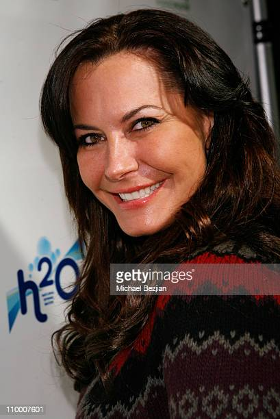 Producer Kristen Kirchner at The Green Lodge and Skype host the Big River Man Premiere Party on January 16 2009 in Park City Utah